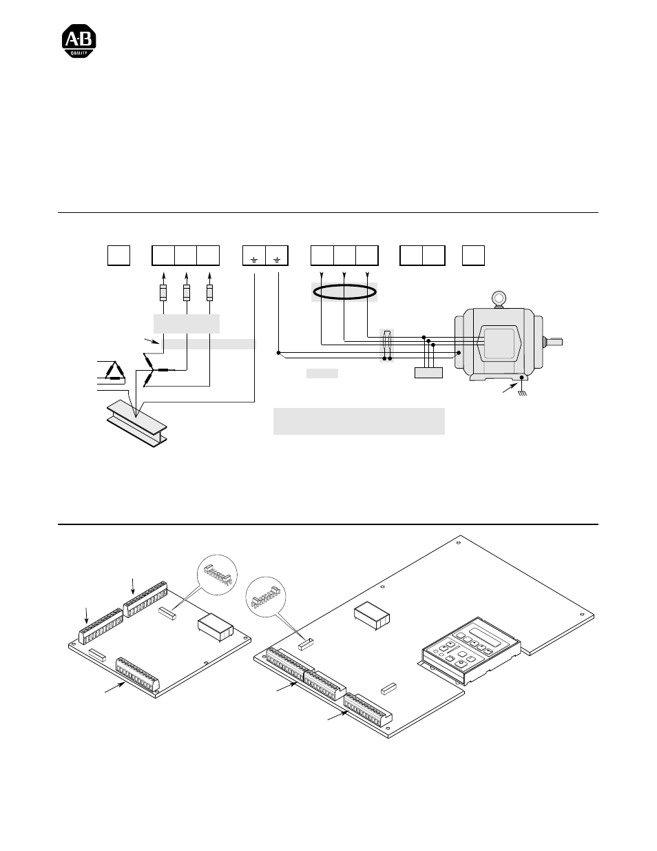 Rockwell Automation 1336E IMPACT Quick Start Guide User ... on