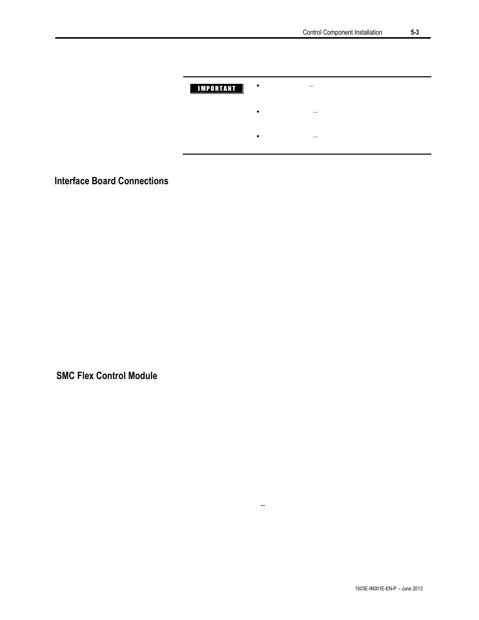 Rockwell Automation MV SMC Flex OEM Components User Manual | Page 35