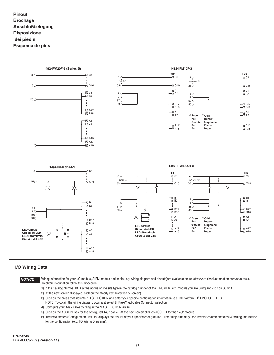 rockwell automation 1492 ifmxxxx sensor interface modules page3 i o wiring data rockwell automation 1492 ifmxxxx sensor 1492 ifm40f wiring diagram at eliteediting.co