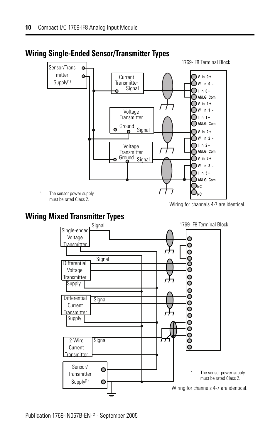 rockwell automation 1769 if8 compact 1769 if8 analog input module page10 1769 if8 wiring diagram wiring a potentiometer for motor \u2022 wiring 1756 ib16 wiring diagram at crackthecode.co