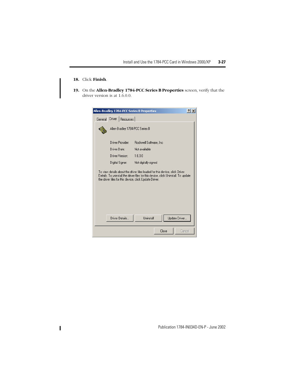 Rockwell Automation 1784-PCC ControlNet Communication Card