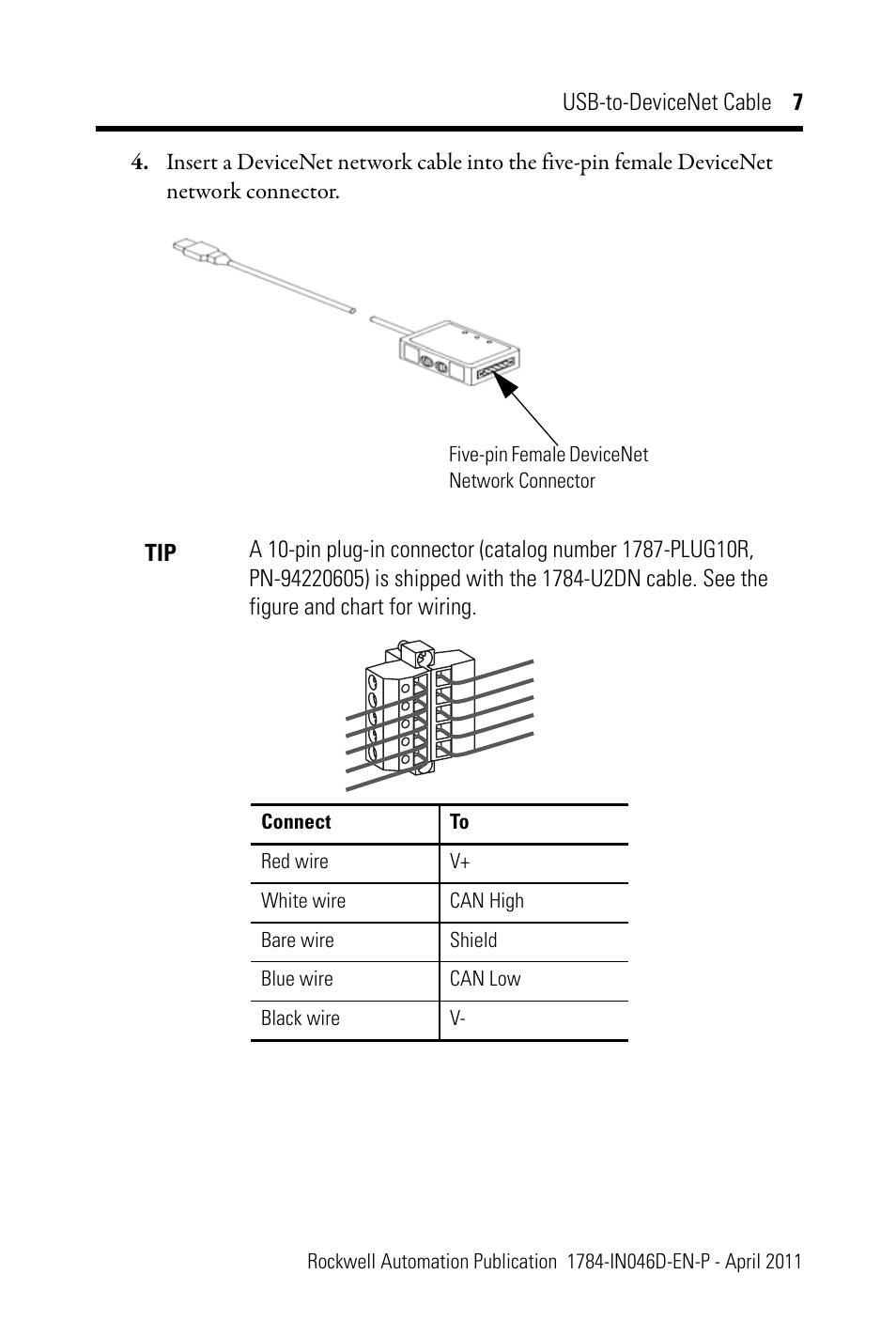 devicenet wiring manual wiring solutions rh rausco com plc Wiring Basics Motor Control Wiring Schematic Symbols