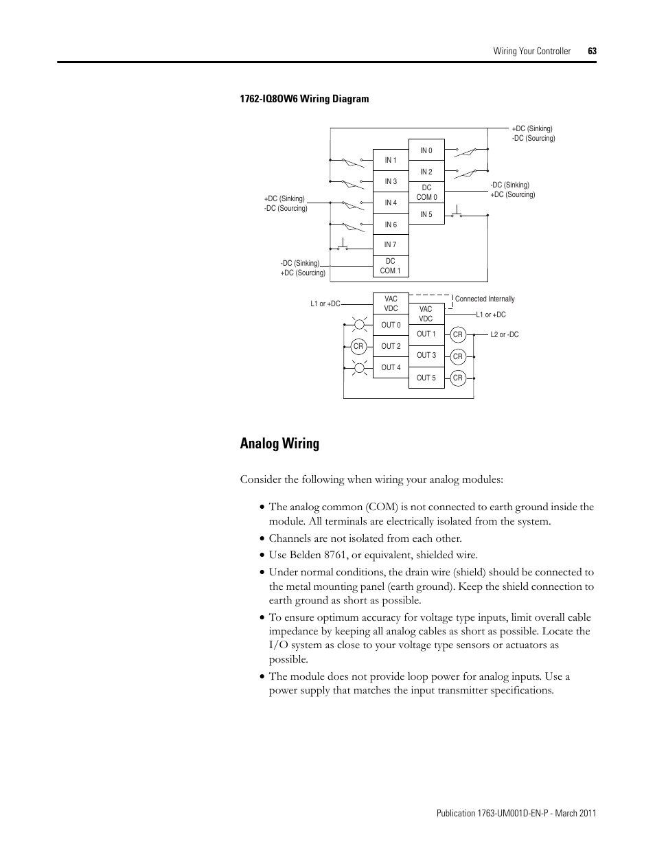 rockwell automation 1763 micrologix 1100 programmable controllers user manual page65 wiring diagram k01299 aaon aaon rn catalog \u2022 indy500 co  at gsmx.co