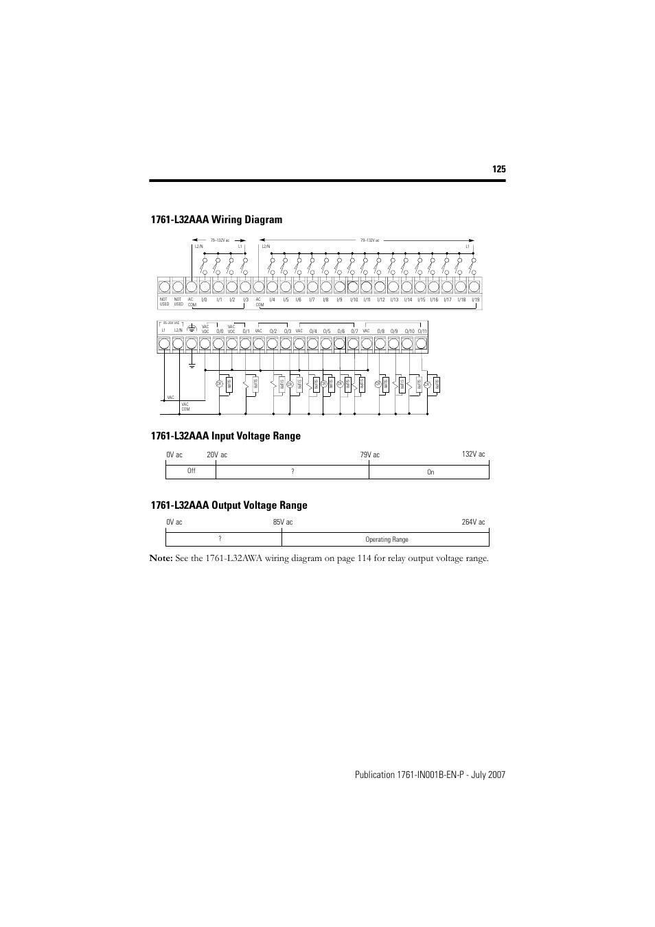 Wonderful Micrologix 1000 Programming Ideas Mirror Wire Diagram Ford ...