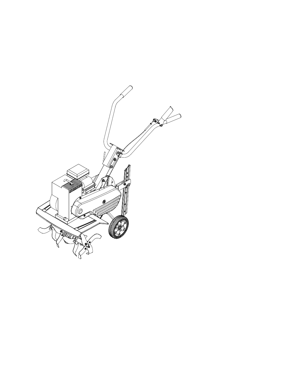 Mtd Front Tine Tiller 300 User Manual 20 Pages Also For 330