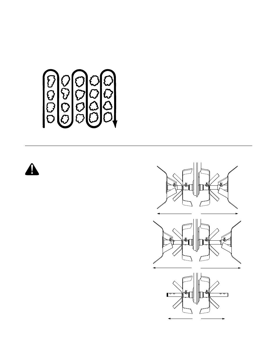 Engine Adjustment Wheel Depth Stake Mtd Front Tine Tiller 300 User Manual Page 9 20