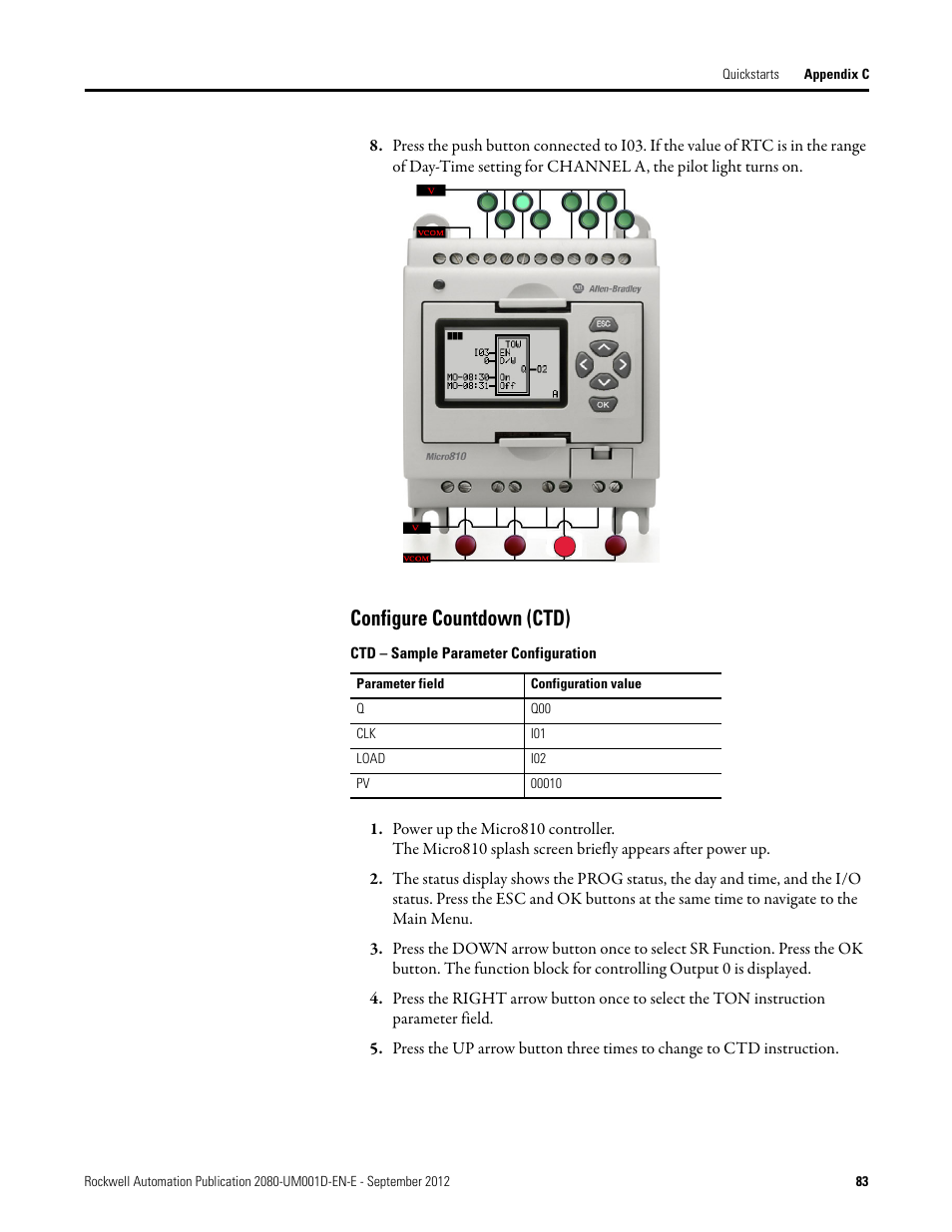 rockwell automation 2080 lc10 12dwd micro810 programmable controllers user manual page91 micro810 wiring diagram smart relay allen bradley \u2022 wiring  at cos-gaming.co