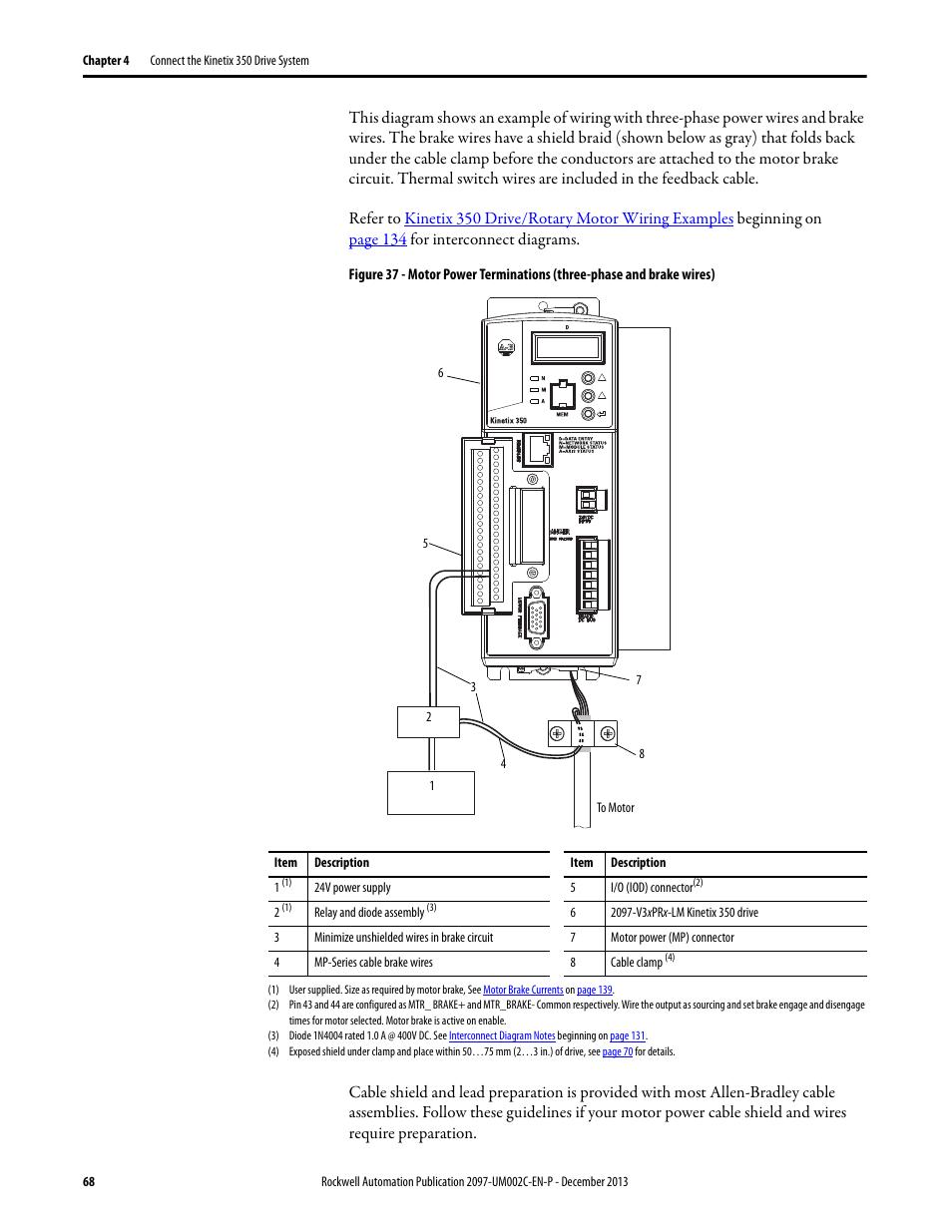 Rockwell Automation 2097-Vxxx Kinetix 350 Single-axis EtherNet/IP ...