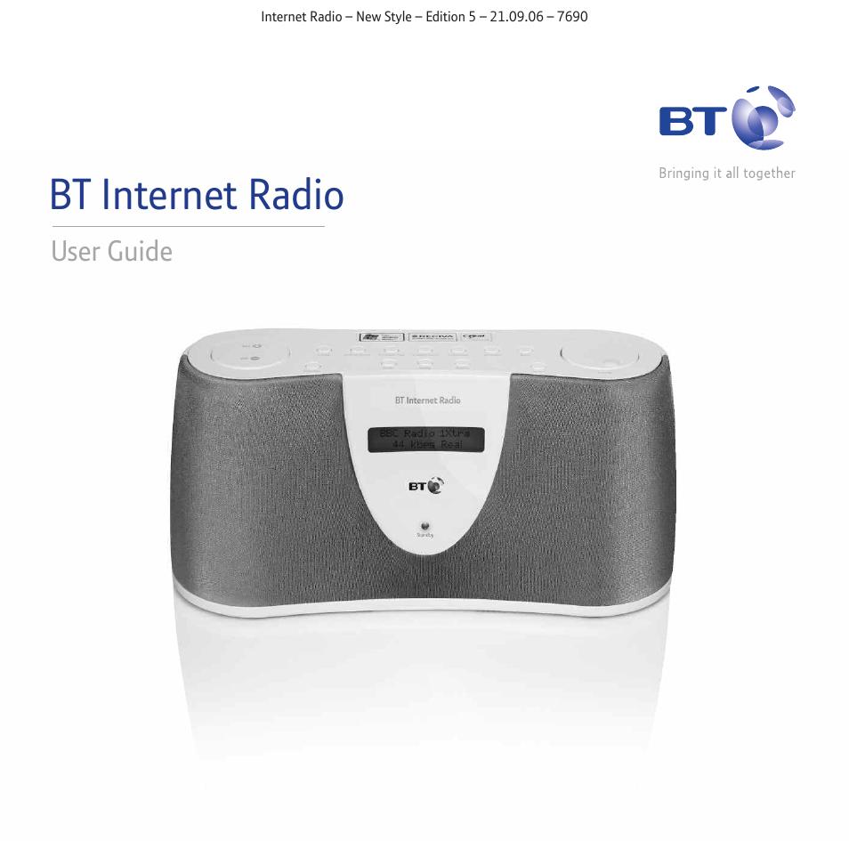 bt user guides broadband bt internet radio user manual 40