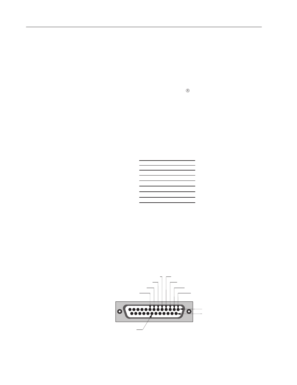 Printer Serial Port Pinout Cable Schematic Connecting The Upload Download 954x1235
