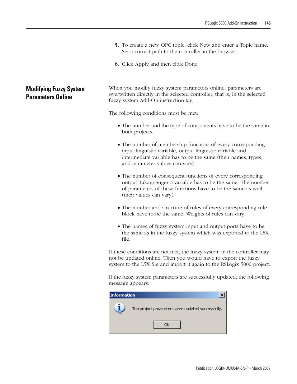 modifying fuzzy system parameters online rockwell automation rh manualsdir com rslogix 5000 manual portugues manuales rslogix 5000 español