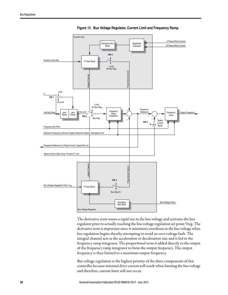 Powerflex 70 User Manual Wiring Diagram Figure 13 Rockwell Automation 20b 700 Rh Manualsdir Com 40