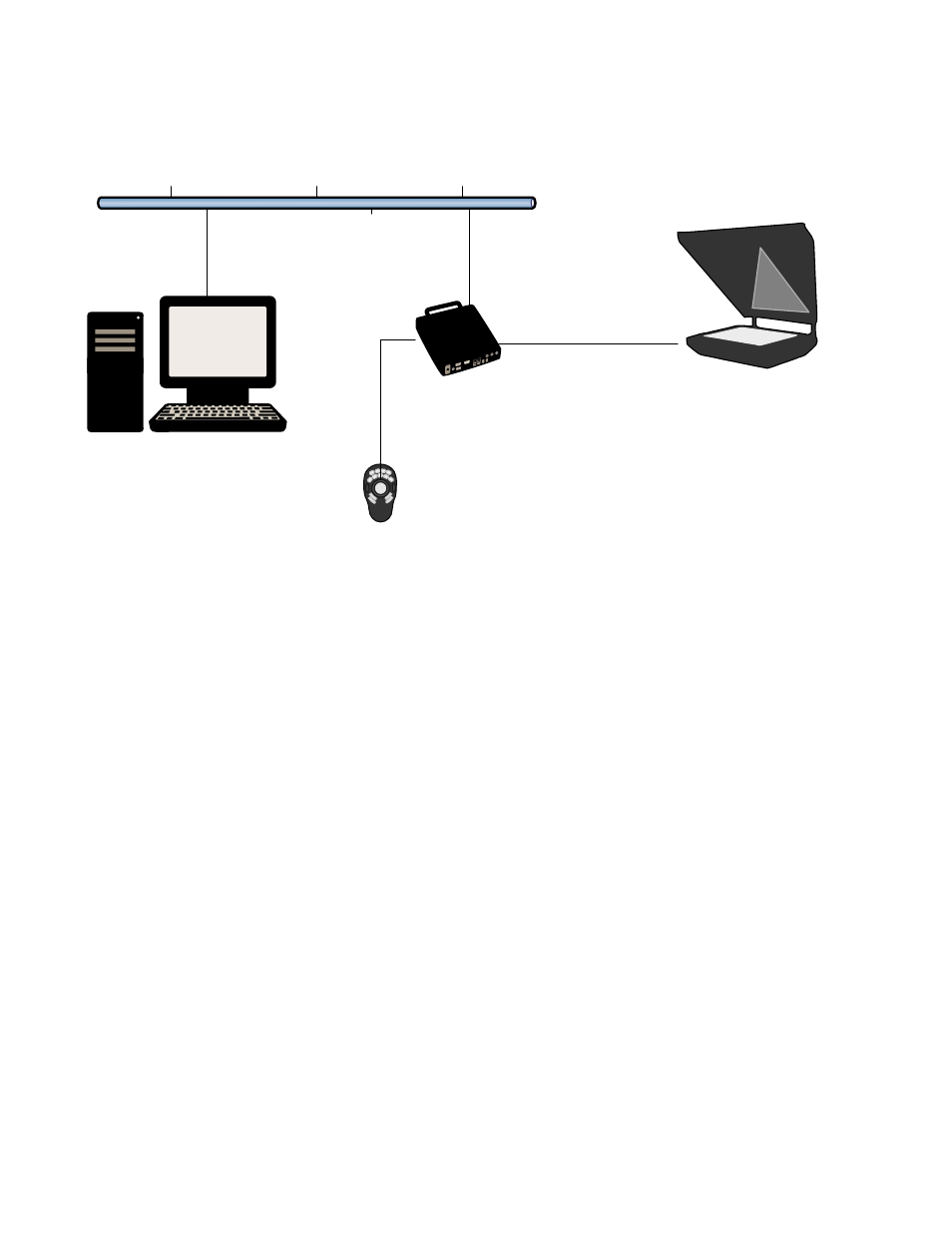 Autocue Qbox Installation Guide User Manual 11 Pages Keyboard Ps 2 Connector Wiring Diagram