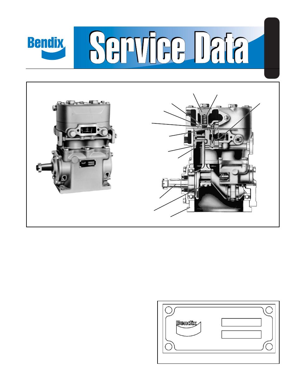 Bendix Commercial Vehicle Systems Tu Flo Compressor Page
