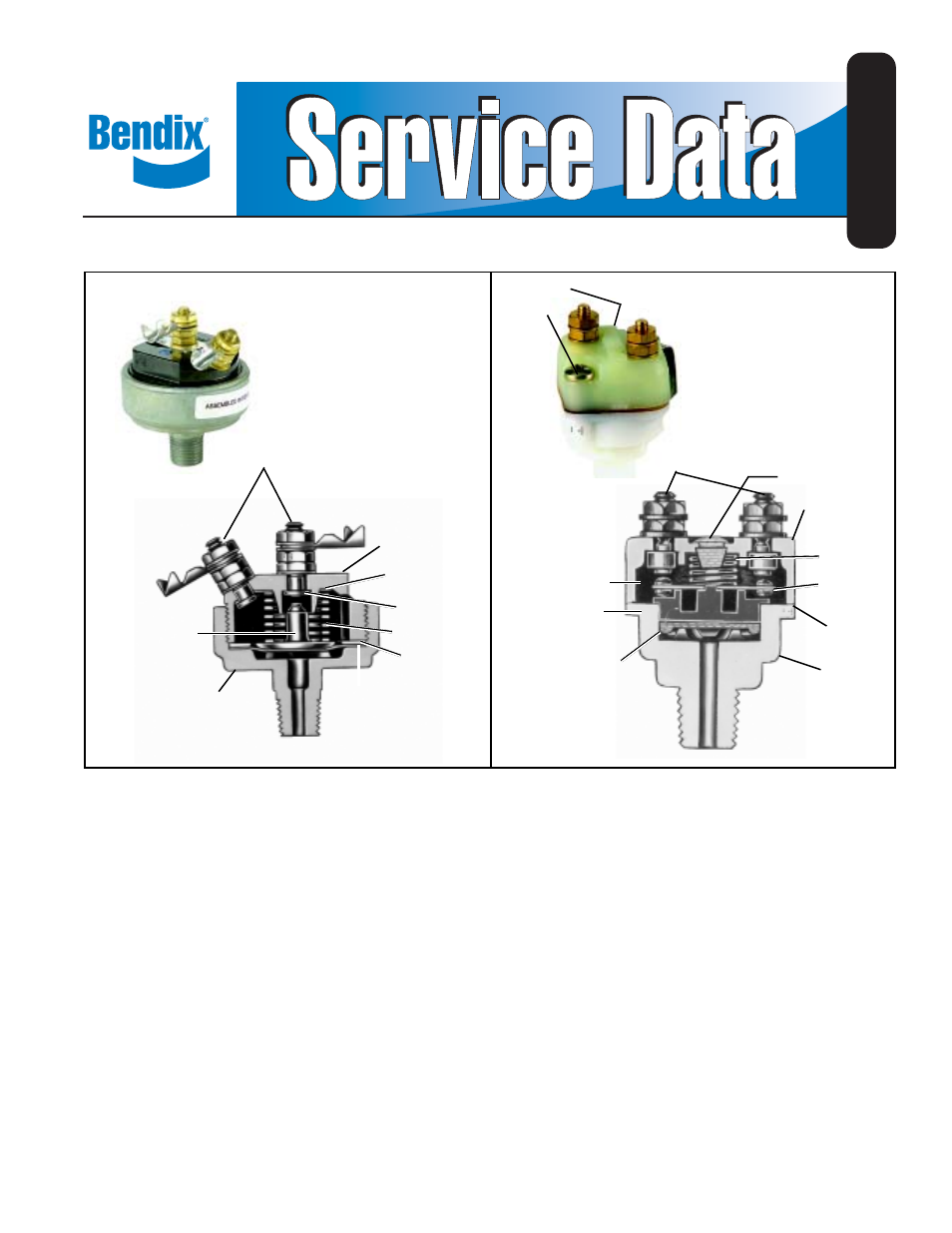 Bendix Commercial Vehicle Systems Sl Sl 06 User Manual