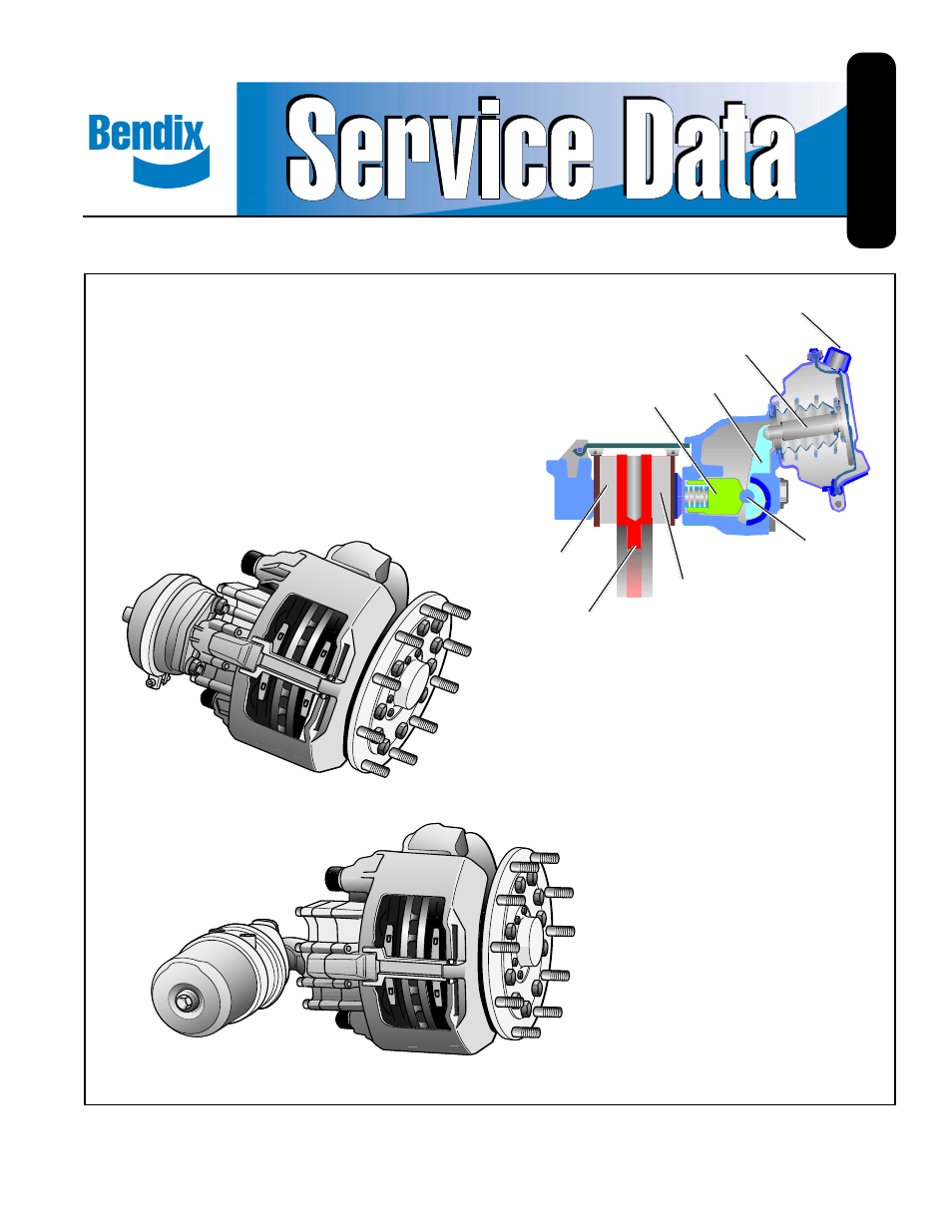 Bendix commercial vehicle systems sb air disc brake user