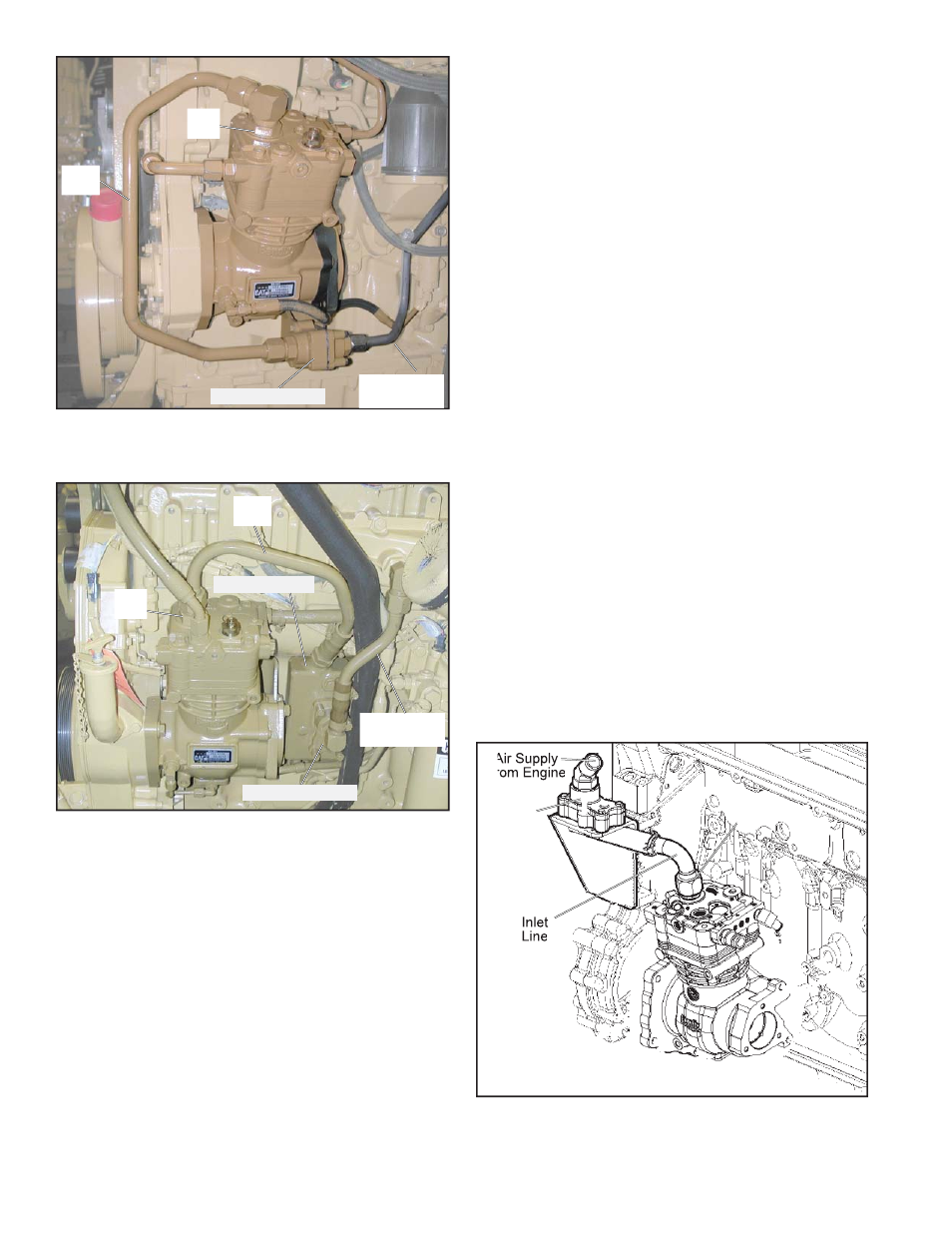 Air Induction Bendix Commercial Vehicle Systems Ba 921 Cat Turbocharger Diagram Of Engine Compressor Std Closed Room User Manual Page 6 40