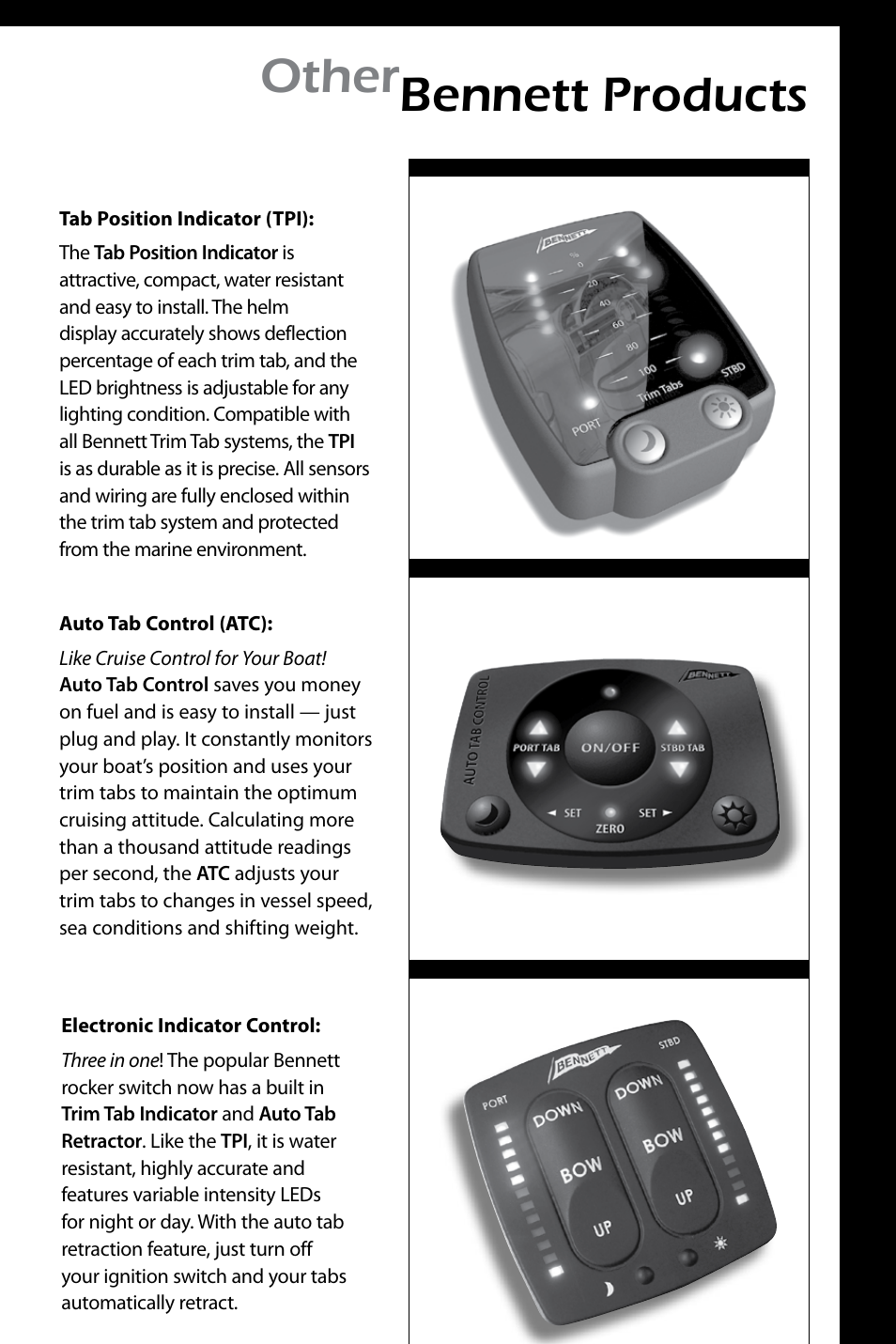 bennett-marine-tournament-tab-kits-owners-manual-page9  Helm Marine Wiring Diagram on alternators heavy duty, battery charger, starter switch, inverter charger, diesel isuzu switch, battery bank, shore power, outboard alternator starter,