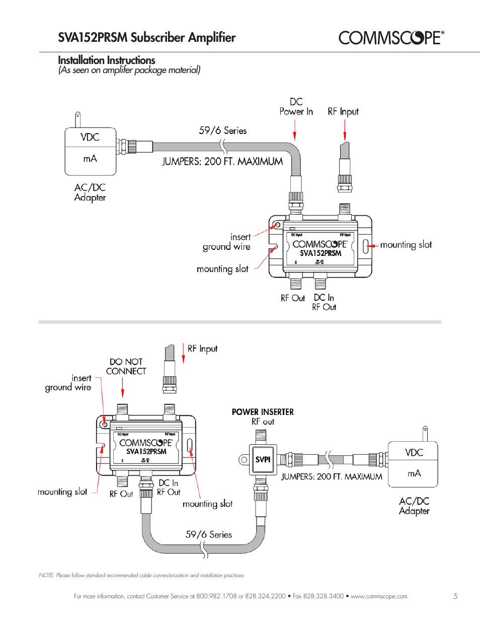Bose Amplifier Connector Details Manual Guide