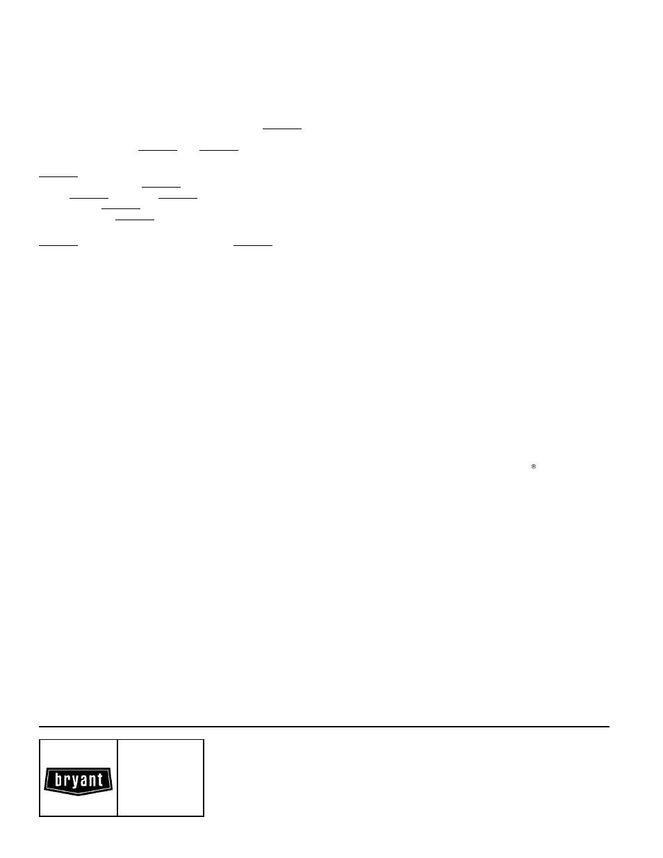 bryant bryant 579f user manual page 64 64 original mode rh manualsdir com bryant tstatbbprh01-b user manual bryant instruction manual