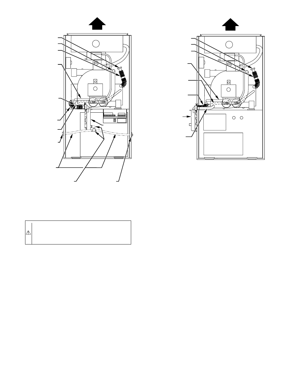 Bryant Deluxe 4-Way Multipoise Variable-Capacity Direct-Vent Condensing Gas  355MAV User Manual | Page 7 / 48