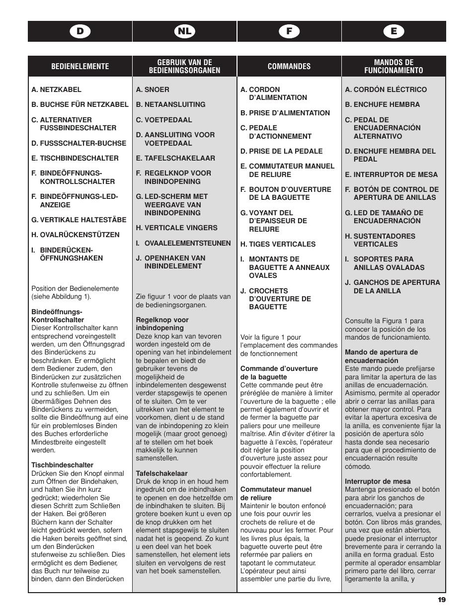 gbc pb2600 user manual page 19 34 original mode rh manualsdir com