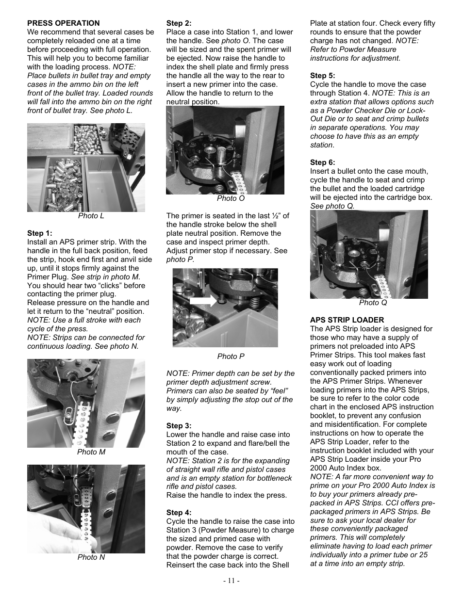 Enjoyable Rcbs Pro 2000 Auto Index Reloading Press User Manual Page Lamtechconsult Wood Chair Design Ideas Lamtechconsultcom