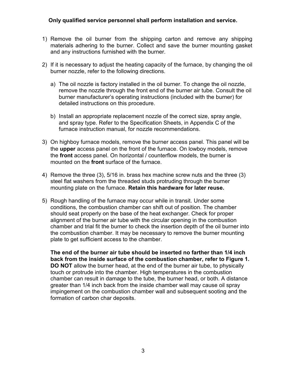 Crown Boiler CLBR68-112L User Manual | Page 3 / 6 | Original mode ...