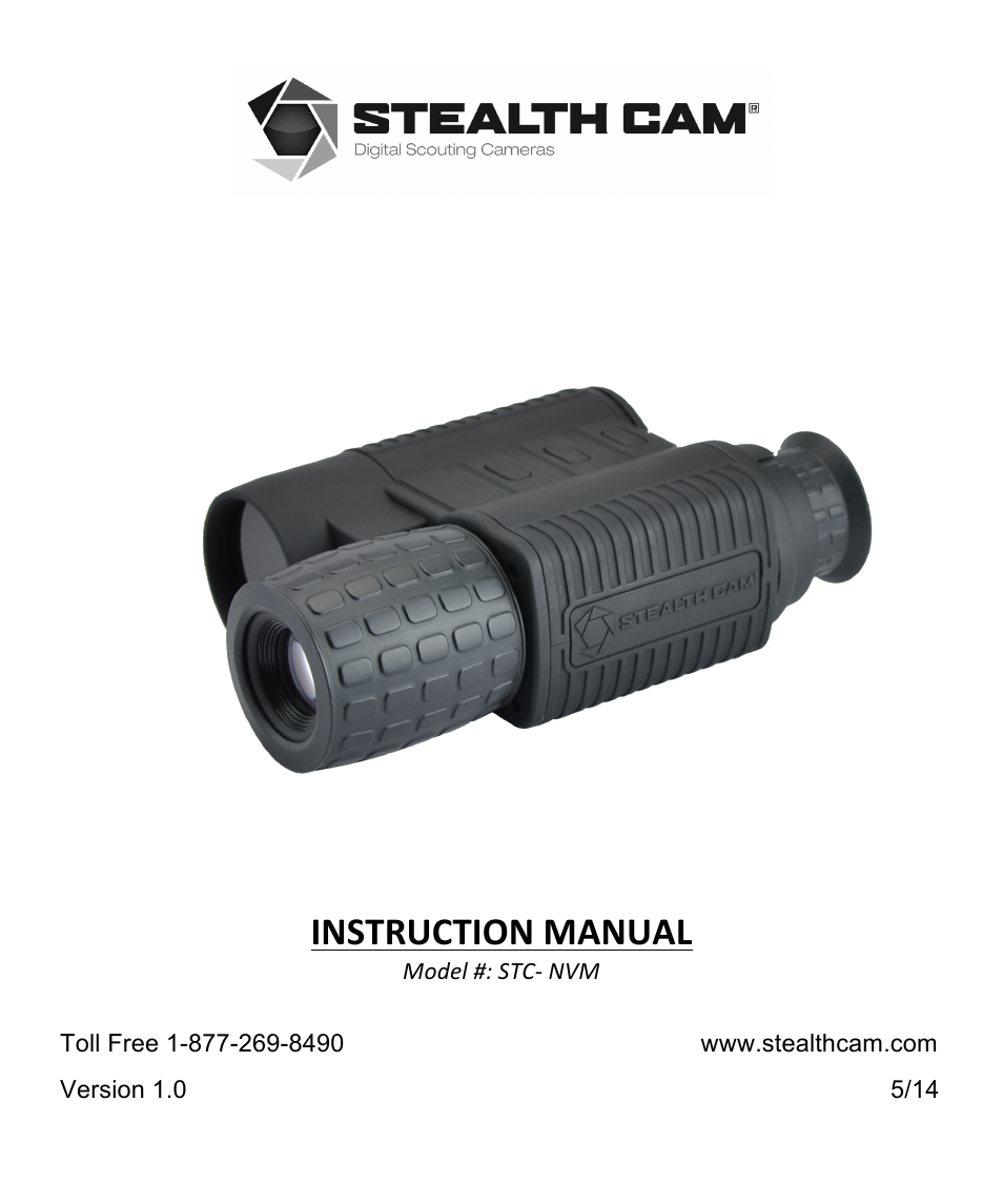 Stealth Cam STC-NVM Night Vision Monocular User Manual | 7 pages on night vision light, night vision goggles, night owl optics prices, night vision scope, night vision model, night vision binoculars, night vision iris, night vision device, night vision laser, night vision toy, night vision digital, night vision box, night vision view, night vision camera, night vision lens, night vission, night vision for cars, night vision eyes, night vision an/pvs-4, night vision effect,