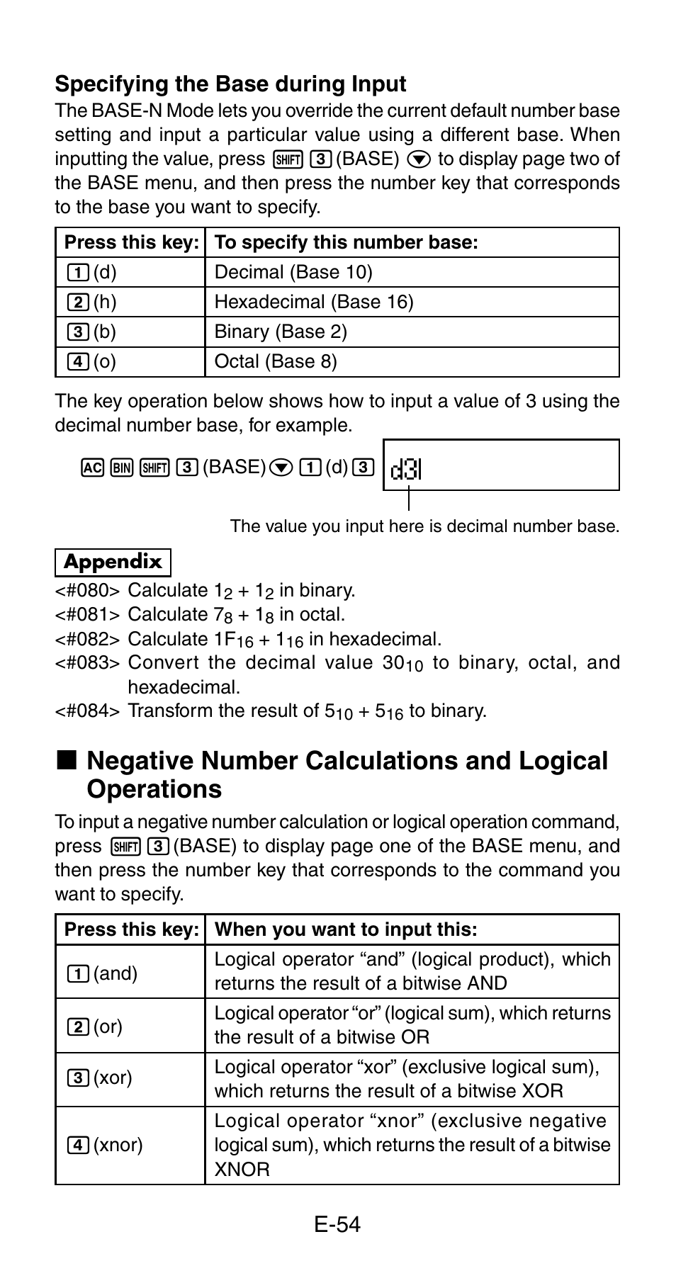 Specifications | casio fx-115es user manual | page 74 / 75.