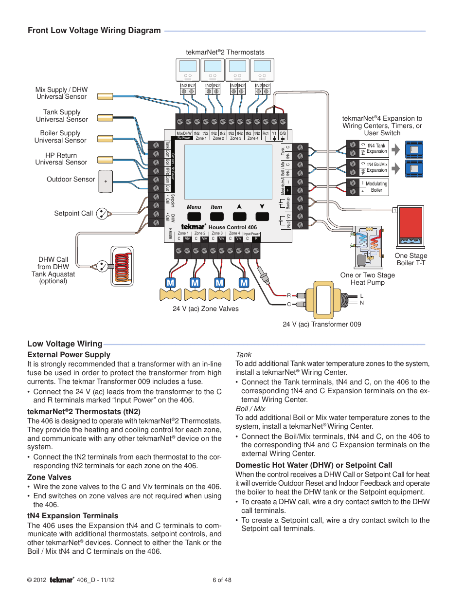 Tekmar 356 Wiring Diagram Download Diagrams Gilson 3 Way Switch Symbols