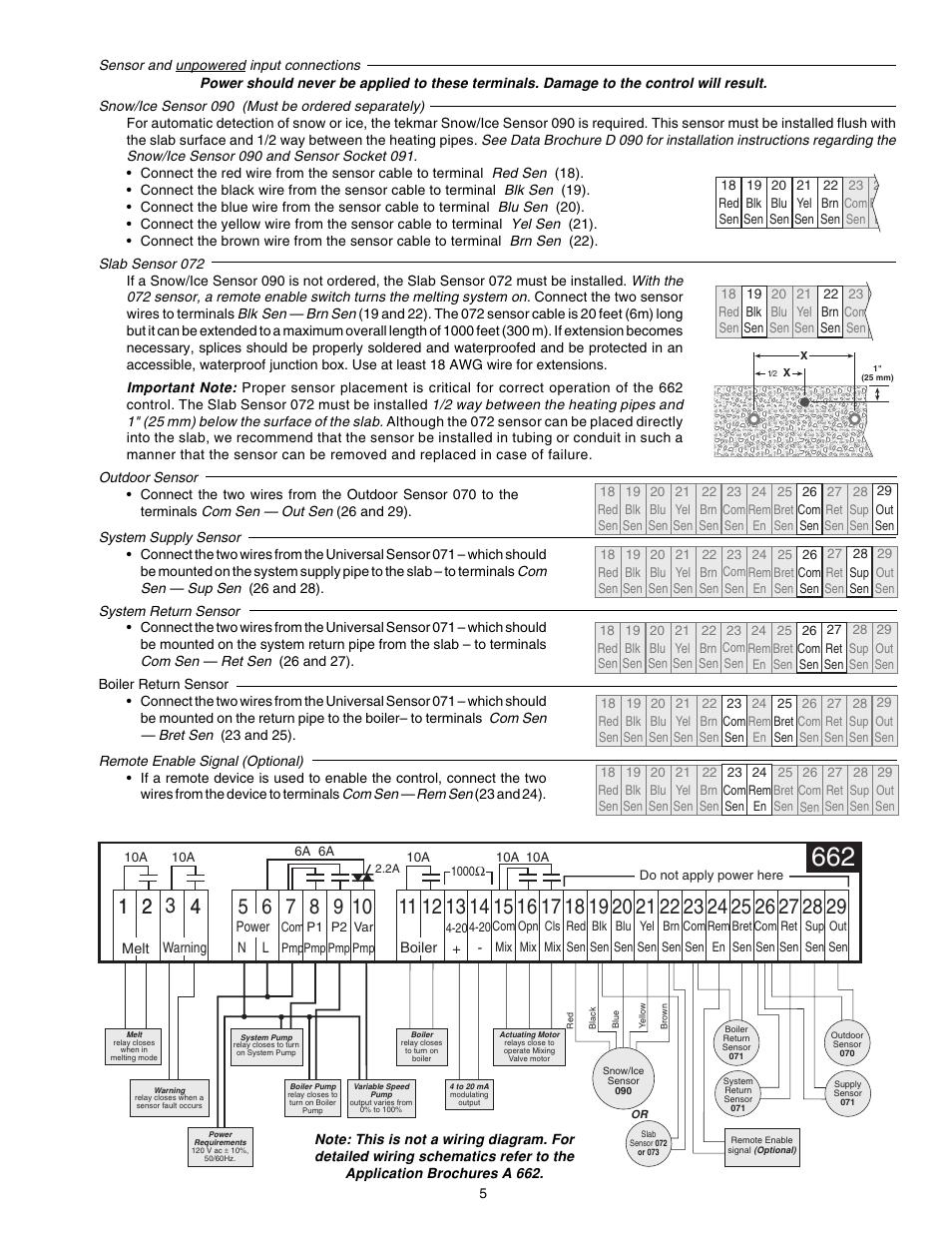 Tekmar Boiler Control 261 Manual