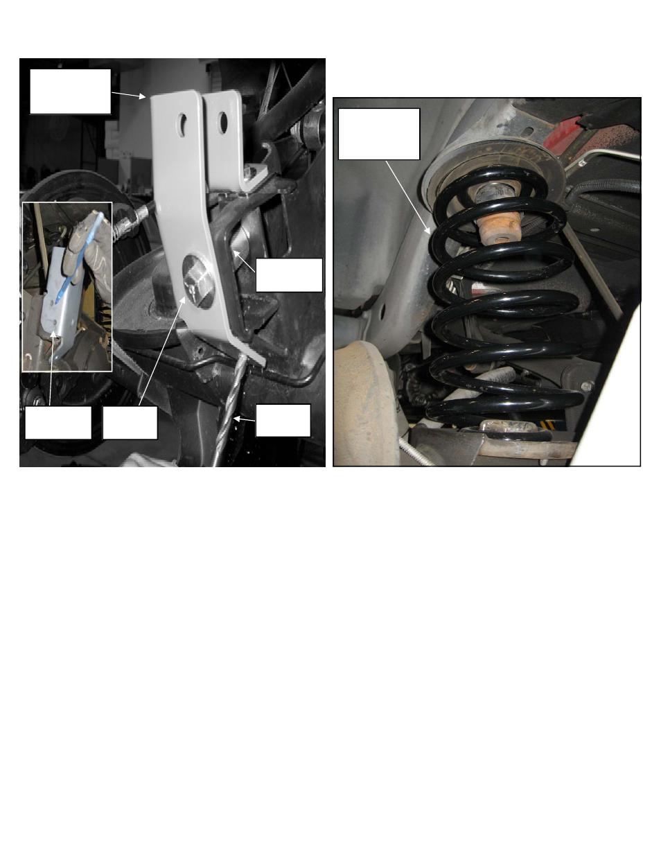 Trail Master Suspension TM3440-20013 JEEP WRANGLER (TJ) 4 SPRING KIT User  Manual