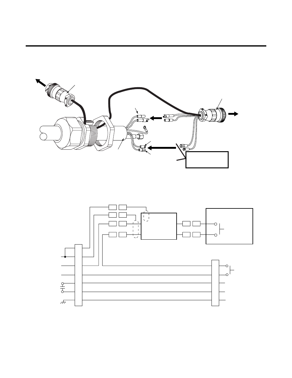 Appendix 2 Torch Control Cable Wiring Diagram Tweco Pcm 62 51 Machine User Manual Page 60