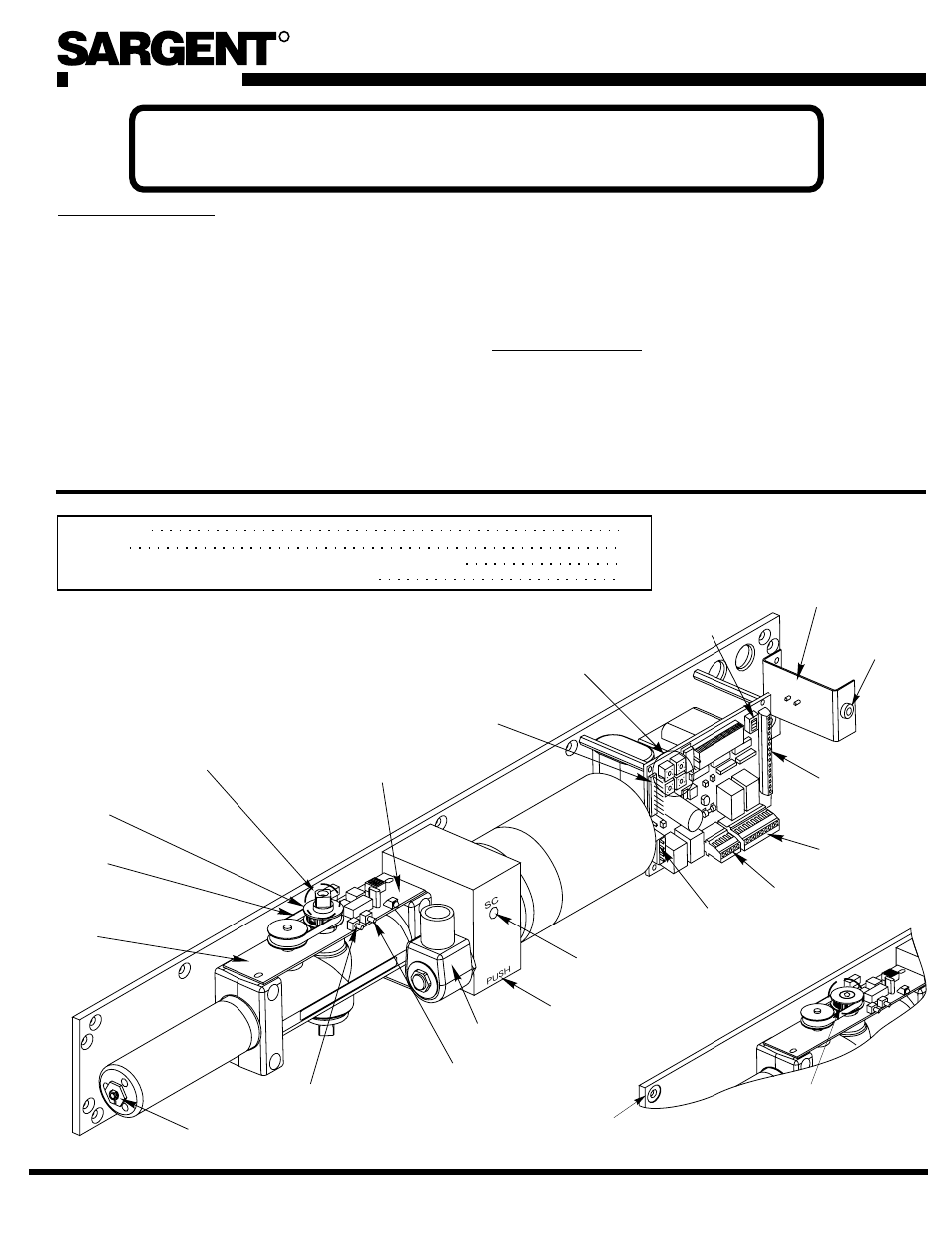 sargent mpower 4000 user manual 15 pages rh manualsdir com sargent harmony h1 wiring diagram sargent m56 wiring diagram