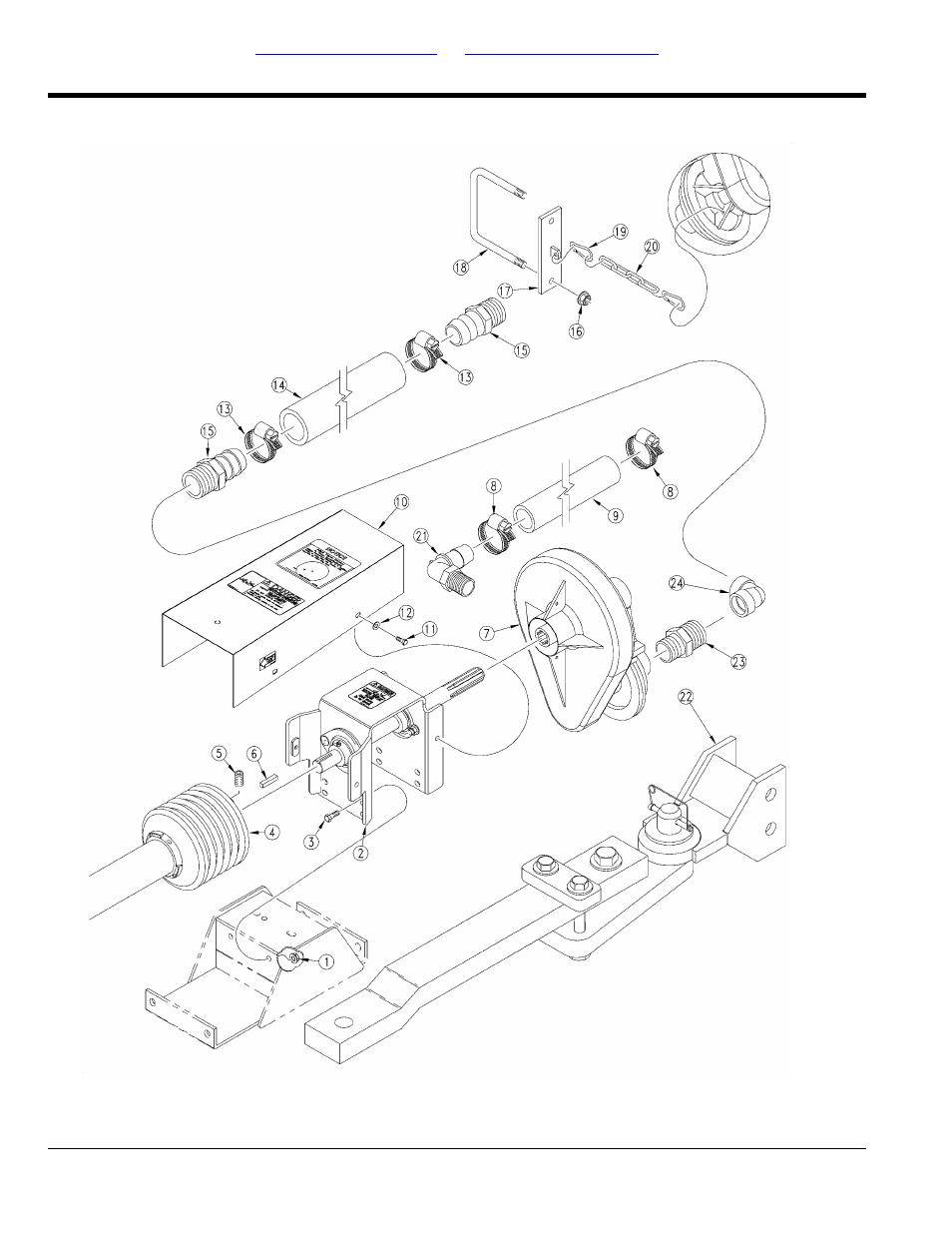 Pto Parts Diagram - Wiring Schematics