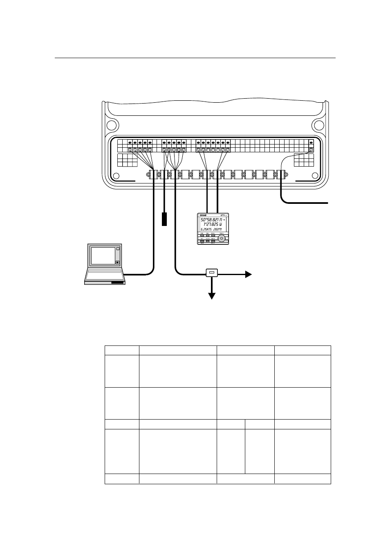 2000 performance processor installation sheet b&g h2000 pilot  hercules 2000 wiring diagram #4