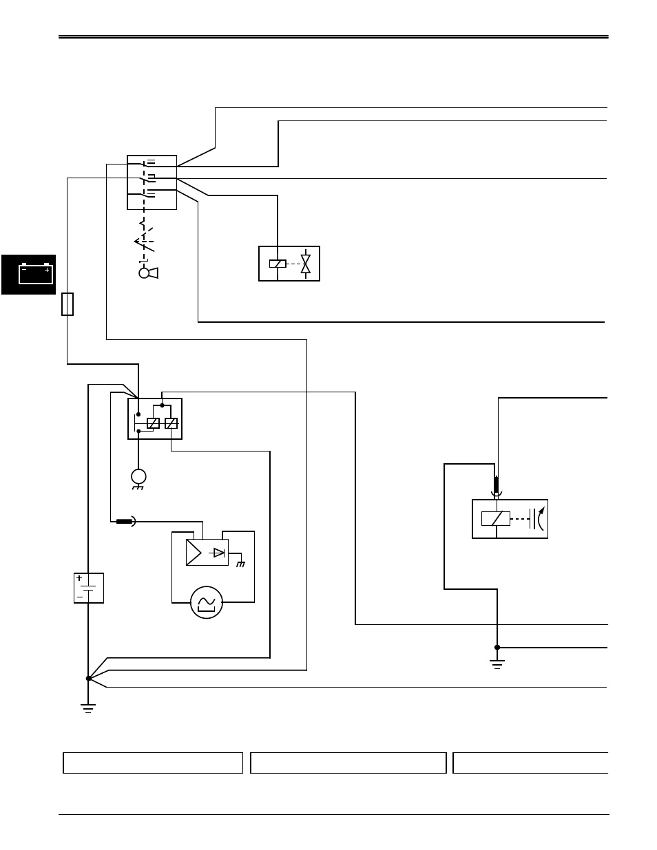 Wiring    schematics      John       Deere    stx38 User Manual   Page
