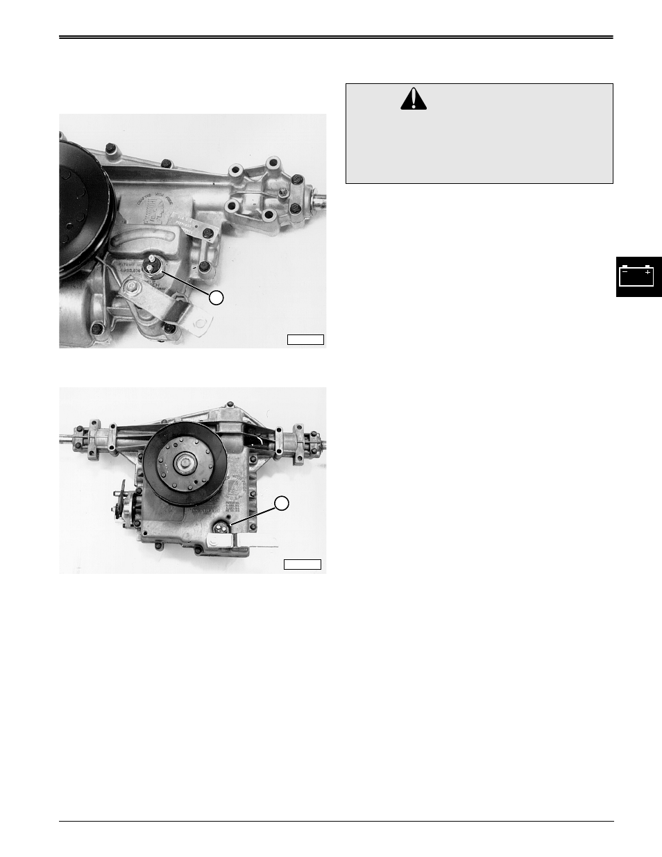 Caution John Deere Stx38 User Manual Page 163 314 Stx 38 Wiring Diagram Engine