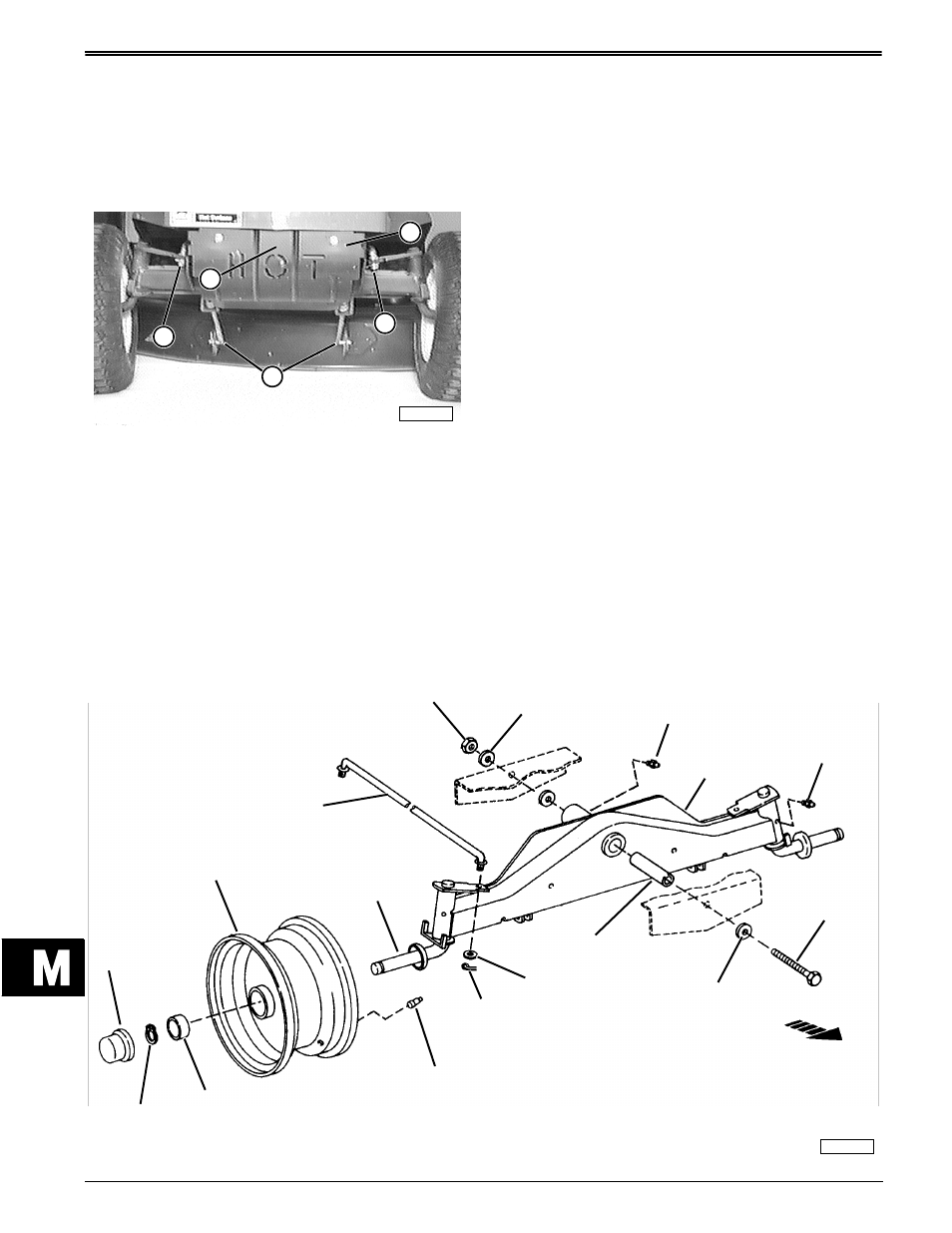 Front Axle  Front Axle Removal  U0026 Installation  Repair
