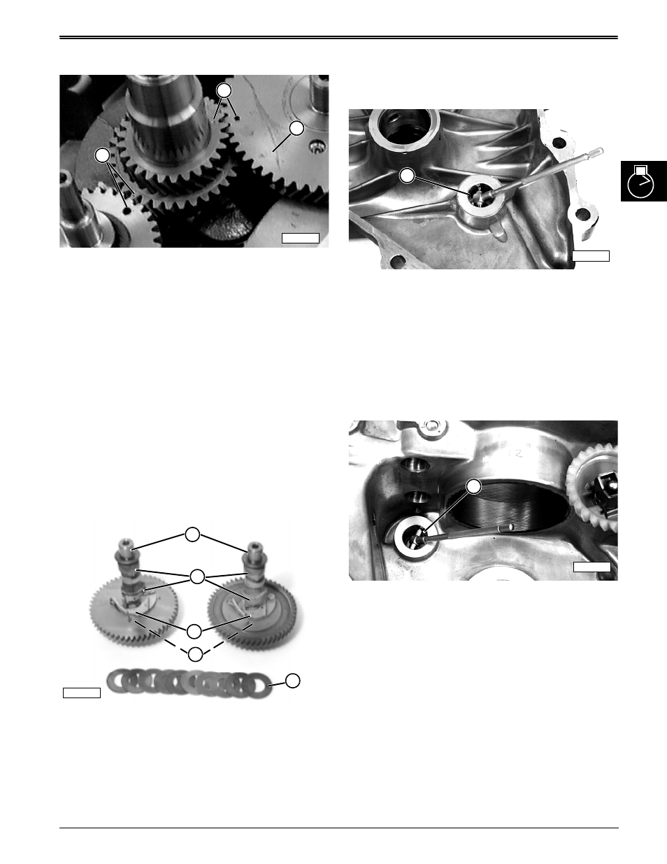 Remove And Install Camshaft  Inspect Camshaft  Repair