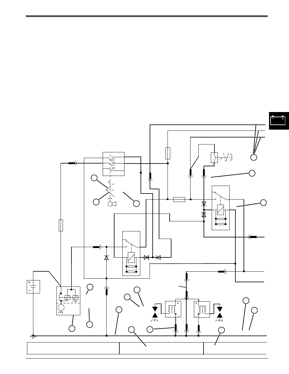 Reading Electrical Schematics Theory And Diagnostic Information Stx 38 Wiring Diagram Engine John Deere Stx38 User Manual Page 89 314