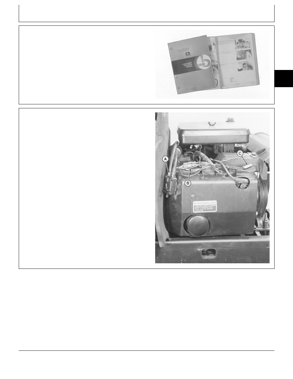 engine onan engine repair use ctm2 remove and install engine rh manualsdir com john deere 318 parts manual john deere 318 repair manual free download