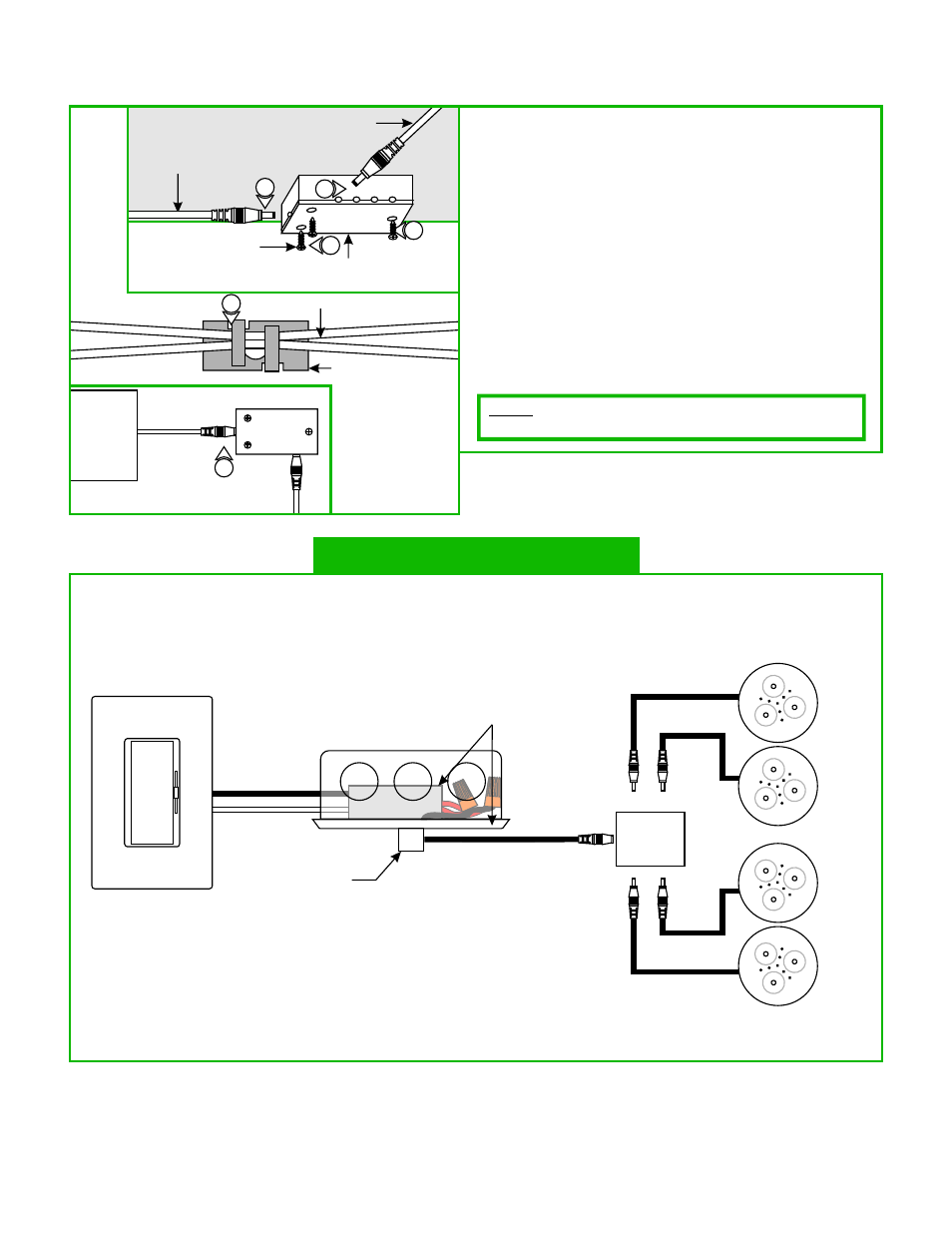 Power the puck lights, Typical wiring diagram
