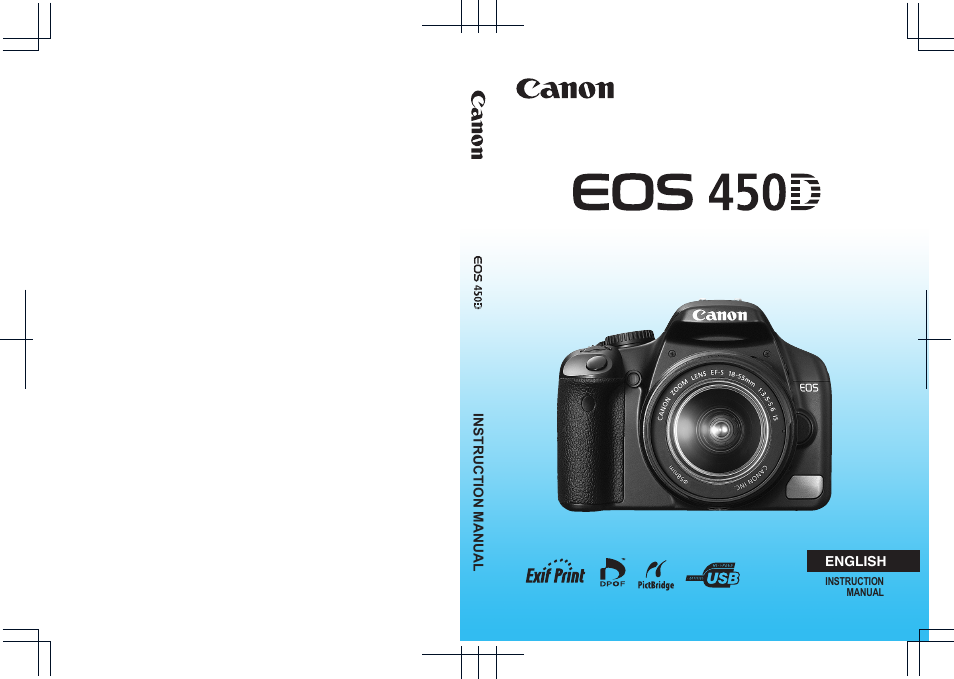 canon eos 450d user manual 196 pages rh manualsdir com Canon EOS 450D Digital Camera Canon EOS 450D Bundle