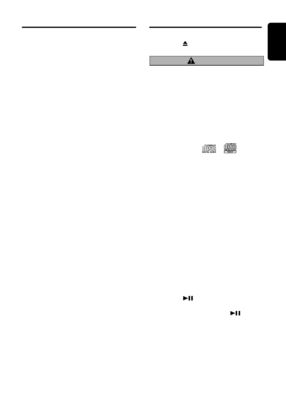 cd operations 17 english caution clarion dxz725 user manual rh manualsdir com