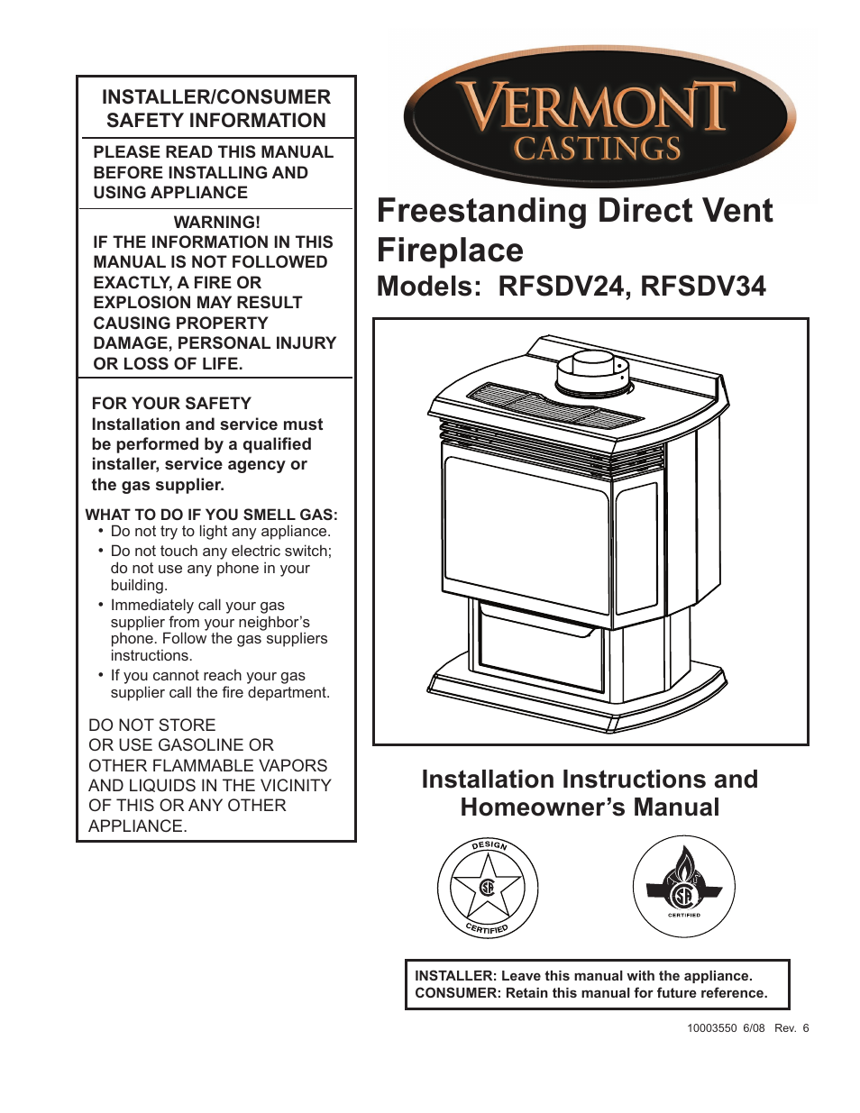 vermont casting rfsdv24 page1 gas fireplace instructions ~ dact us majestic fireplace wiring diagram at bayanpartner.co