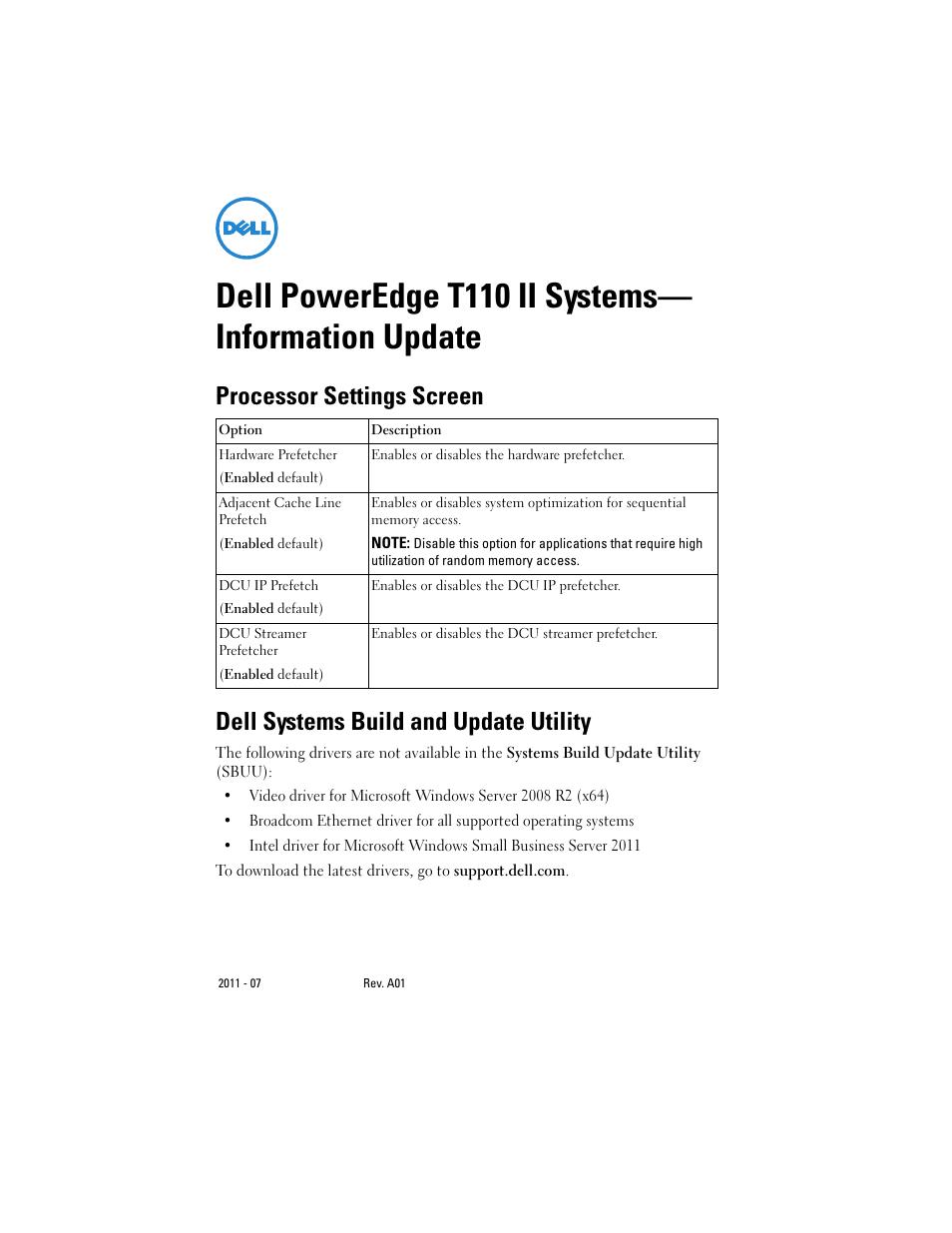 Dell driver update utility poweredge | Best method for