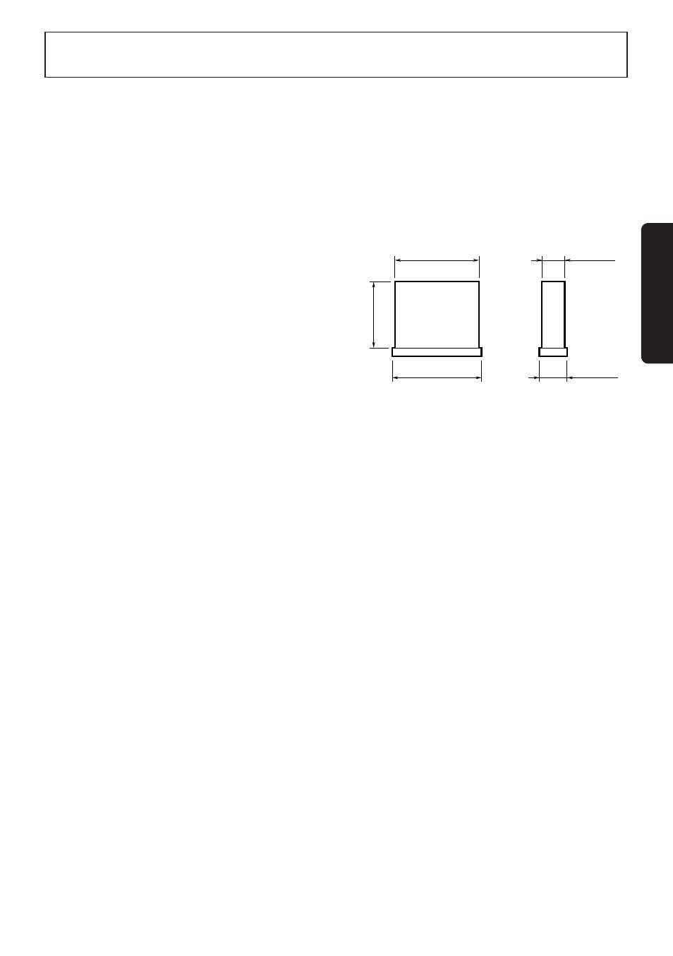 specifications 13 english fm tuner clarion db125 user manual rh manualsdir com