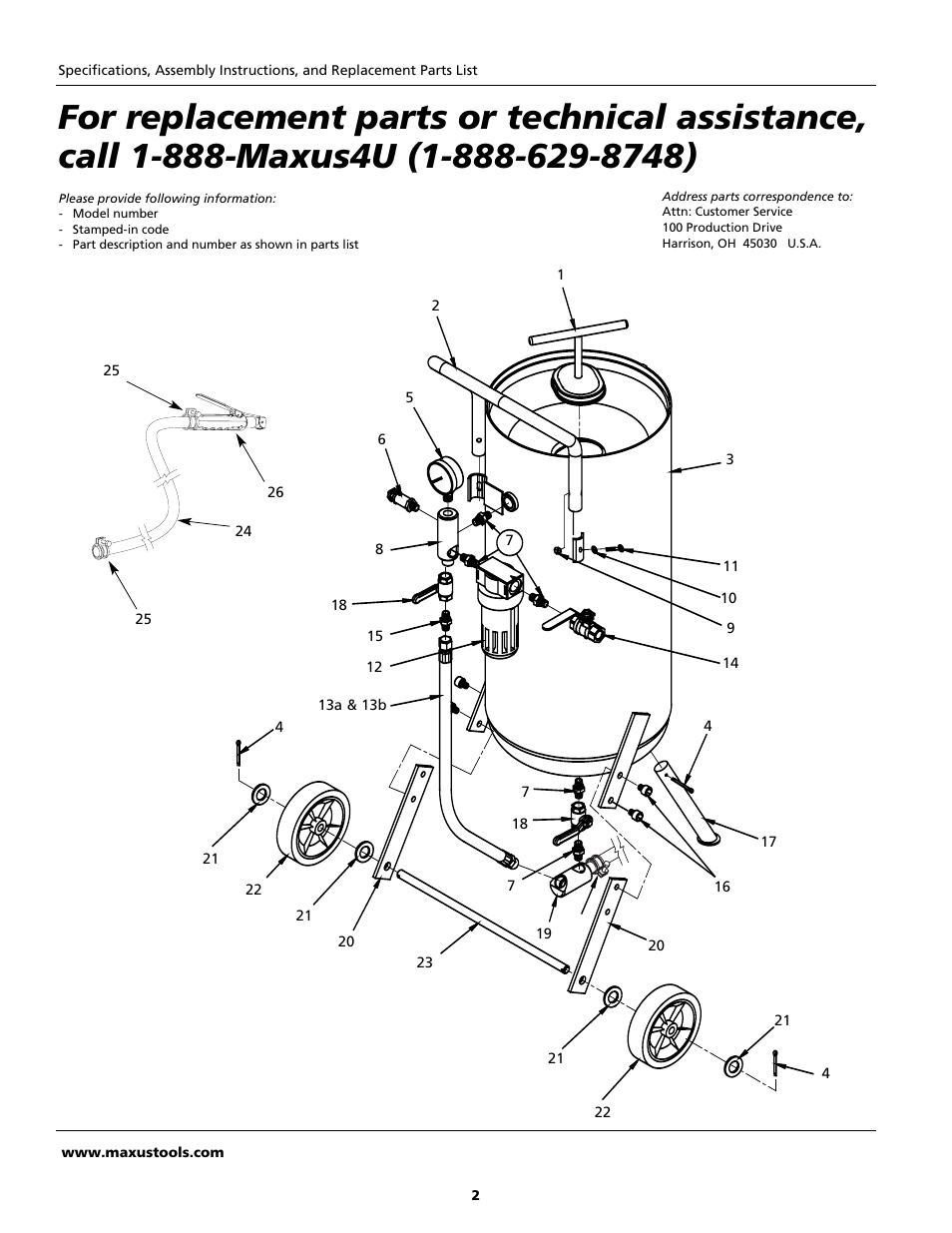 Maxus Parts Diagram Schematics Wiring Diagrams Ldv Central Locking Tools Mxs21002 User Manual Page 2 8 Also For Mxs21003 Rh Manualsdir Com Helios